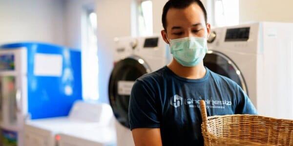 Tips dan Upaya Menjalankan Bisnis Laundry di Tengah Pandemi COVID 19