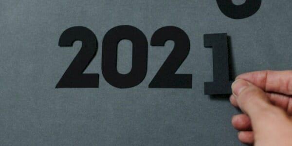 Menyambut Tahun Baru 2021